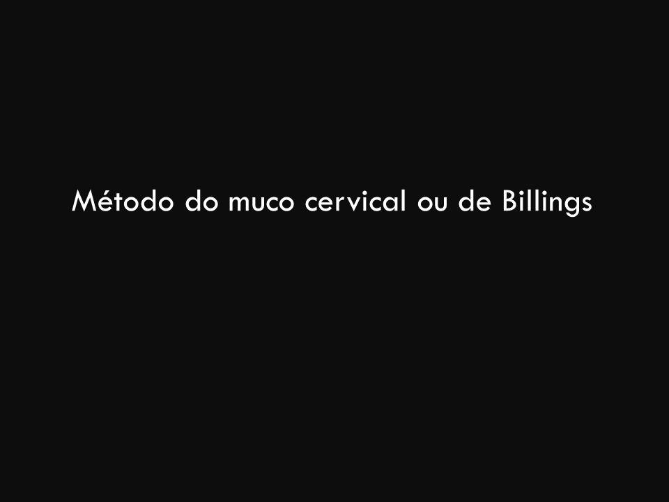 Método do muco cervical ou de Billings