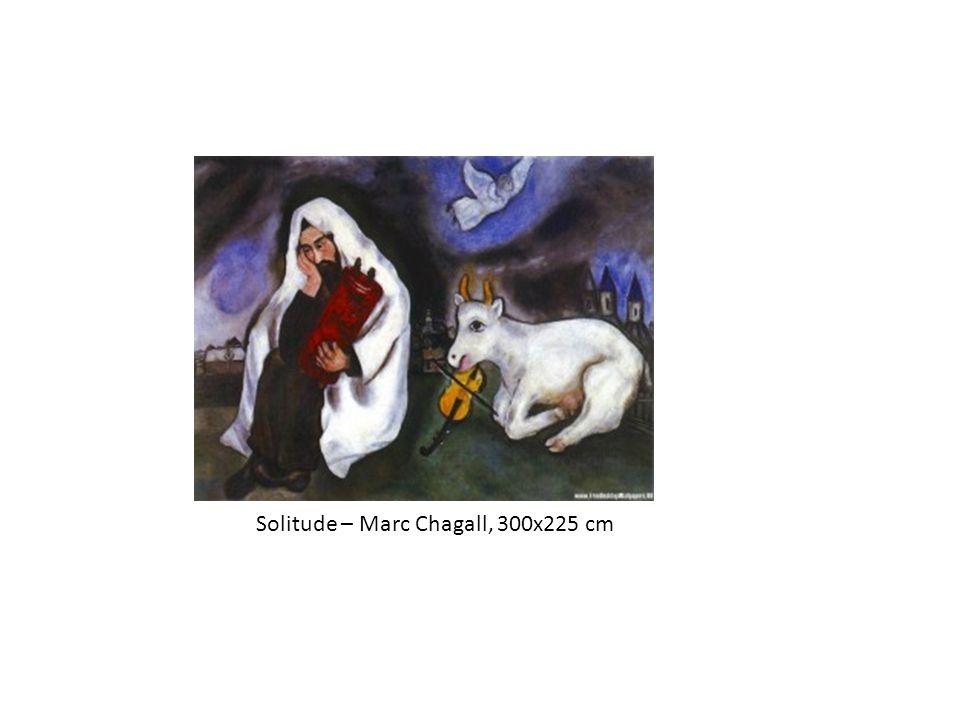 Solitude – Marc Chagall, 300x225 cm