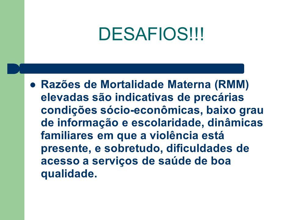 DESAFIOS!!!