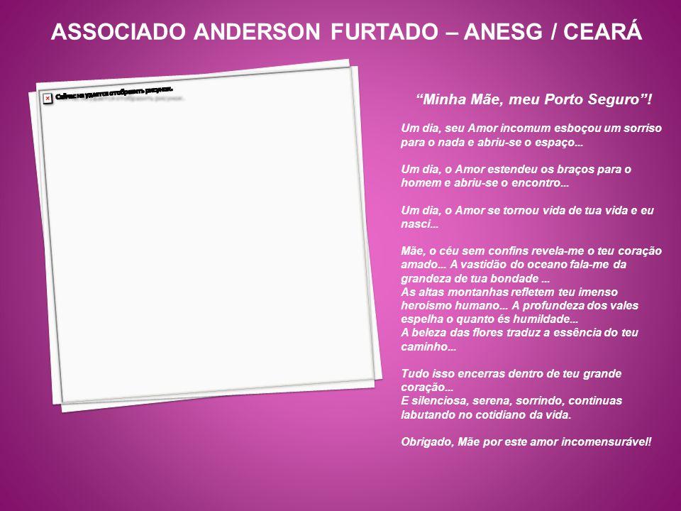 ASSOCIADO ANDERSON FURTADO – ANESG / CEARÁ