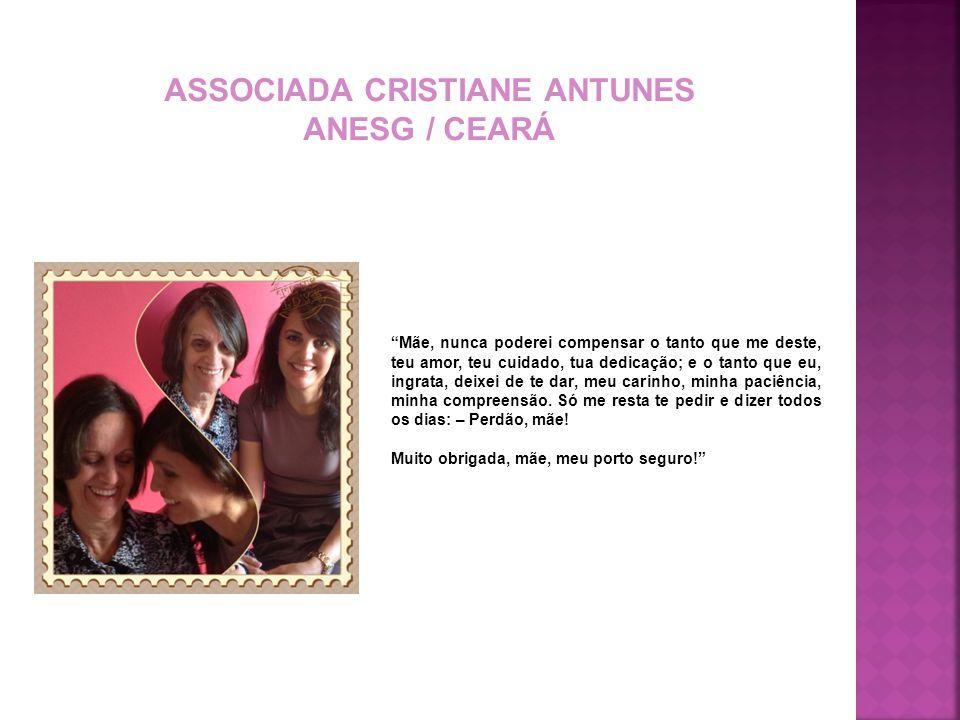 ASSOCIADA CRISTIANE ANTUNES