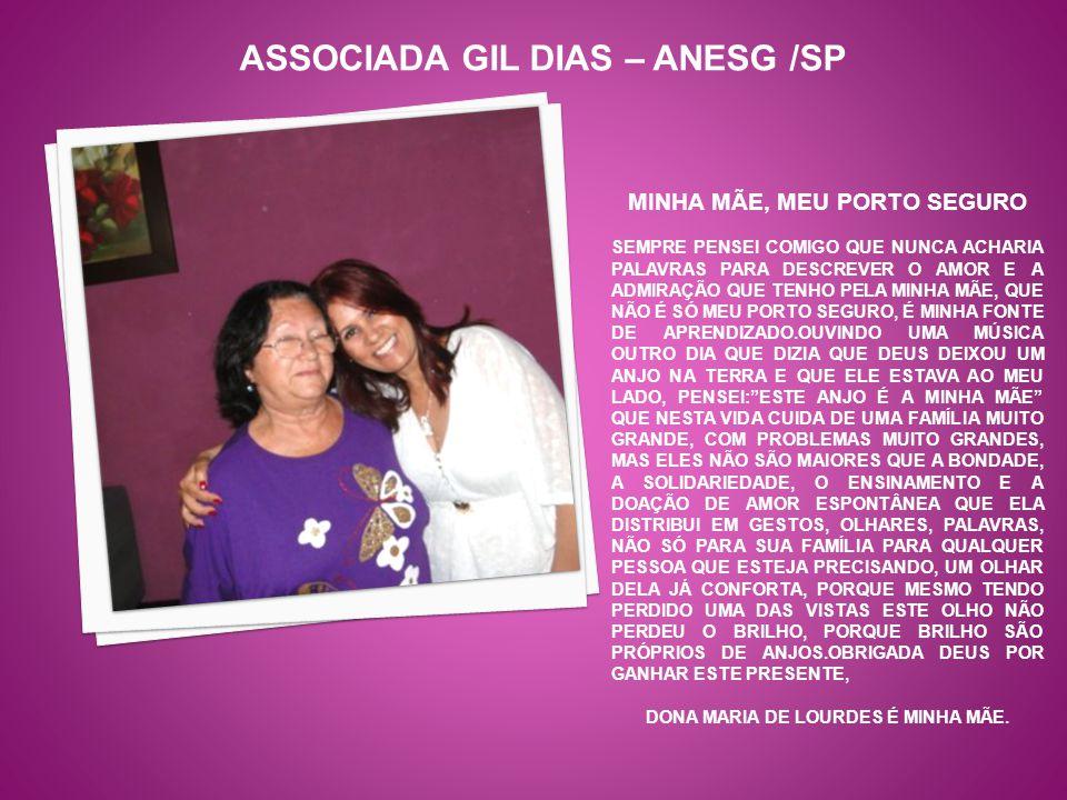 ASSOCIADA GIL DIAS – ANESG /SP