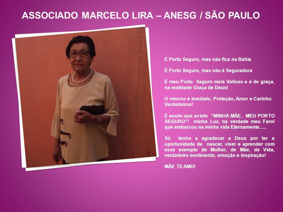 ASSOCIADO MARCELO LIRA – ANESG / SÃO PAULO
