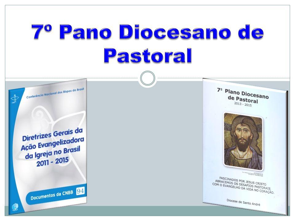 7º Pano Diocesano de Pastoral