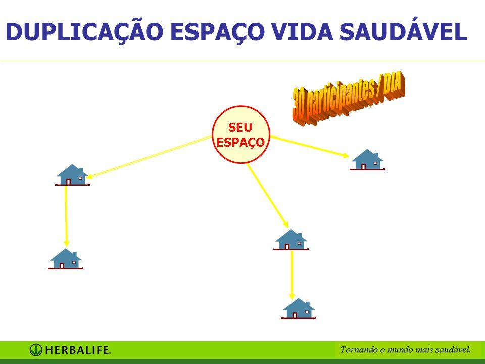 DUPLICAÇÃO ESPAÇO VIDA SAUDÁVEL