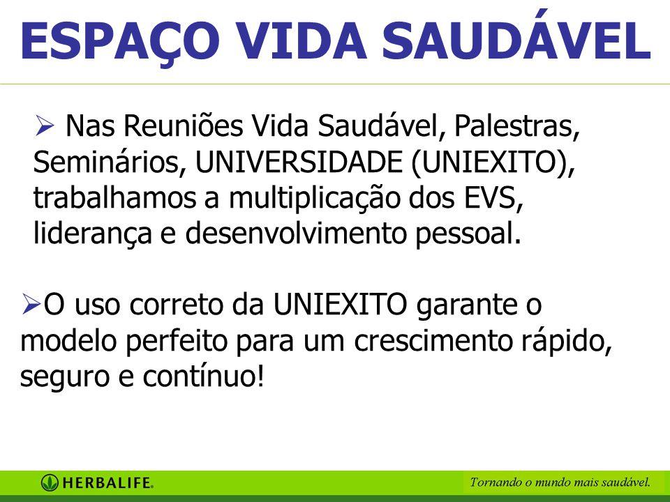 ESPAÇO VIDA SAUDÁVEL