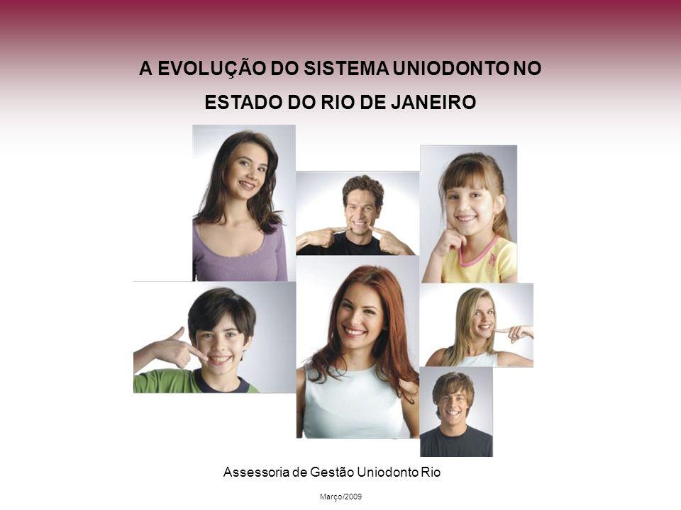 A EVOLUÇÃO DO SISTEMA UNIODONTO NO ESTADO DO RIO DE JANEIRO