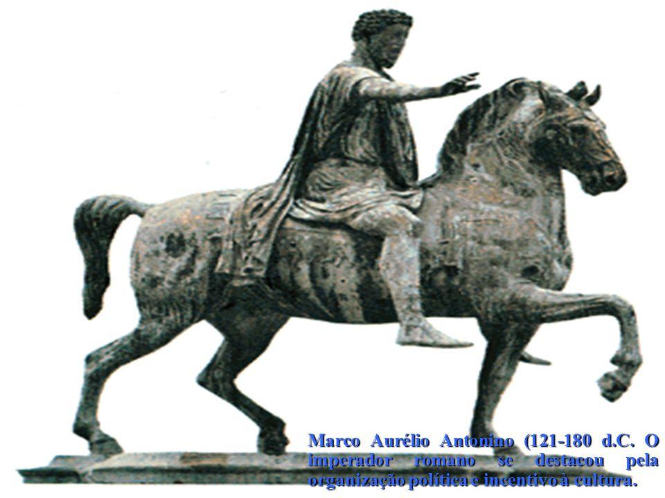 Marco Aurélio Antonino (121-180 d. C