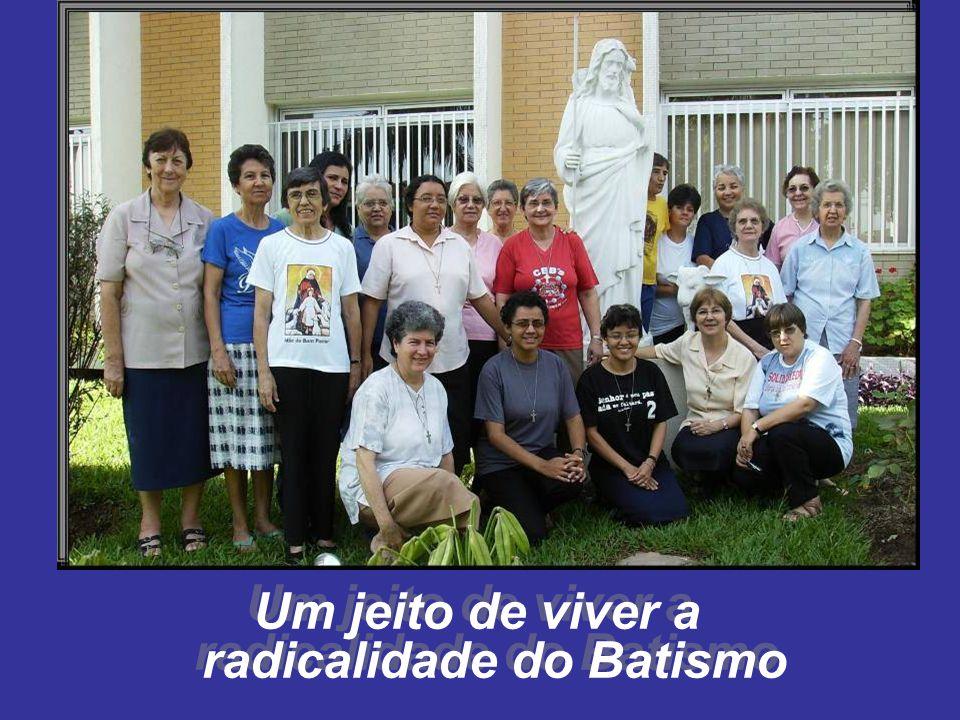 Um jeito de viver a radicalidade do Batismo