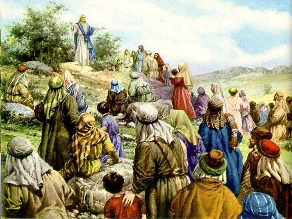 * O melhor CAMINHO para a Santidade é a vivência das Bem aventuranças.