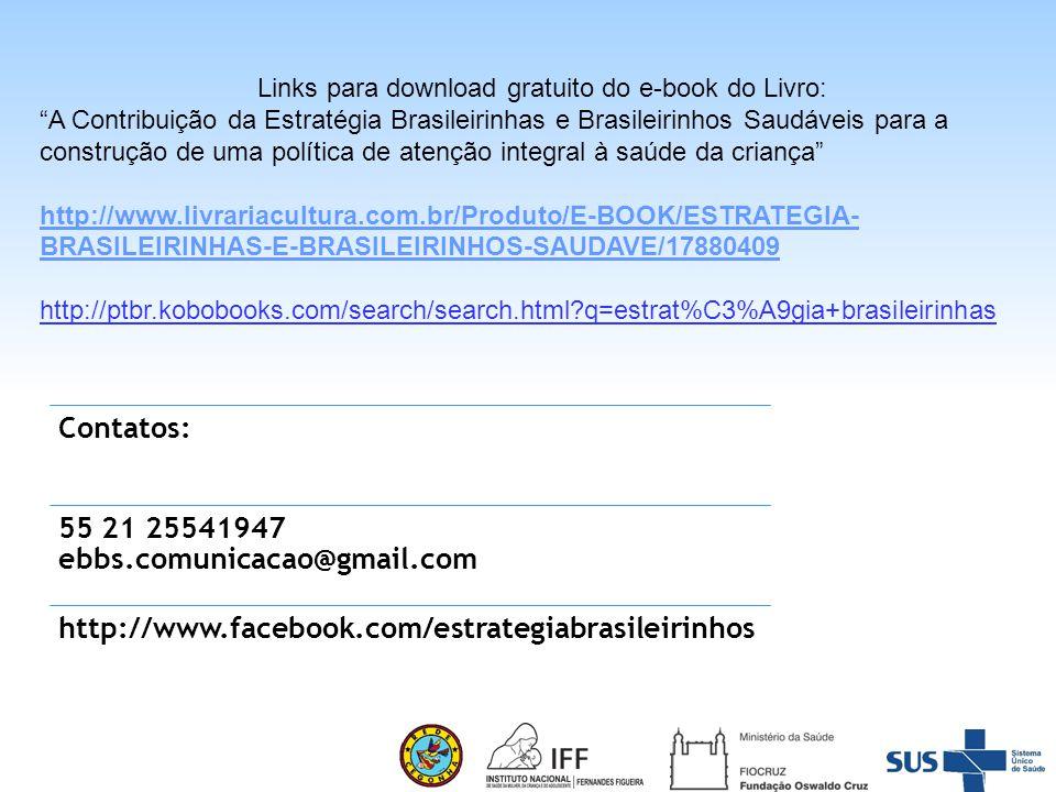 Links para download gratuito do e-book do Livro: