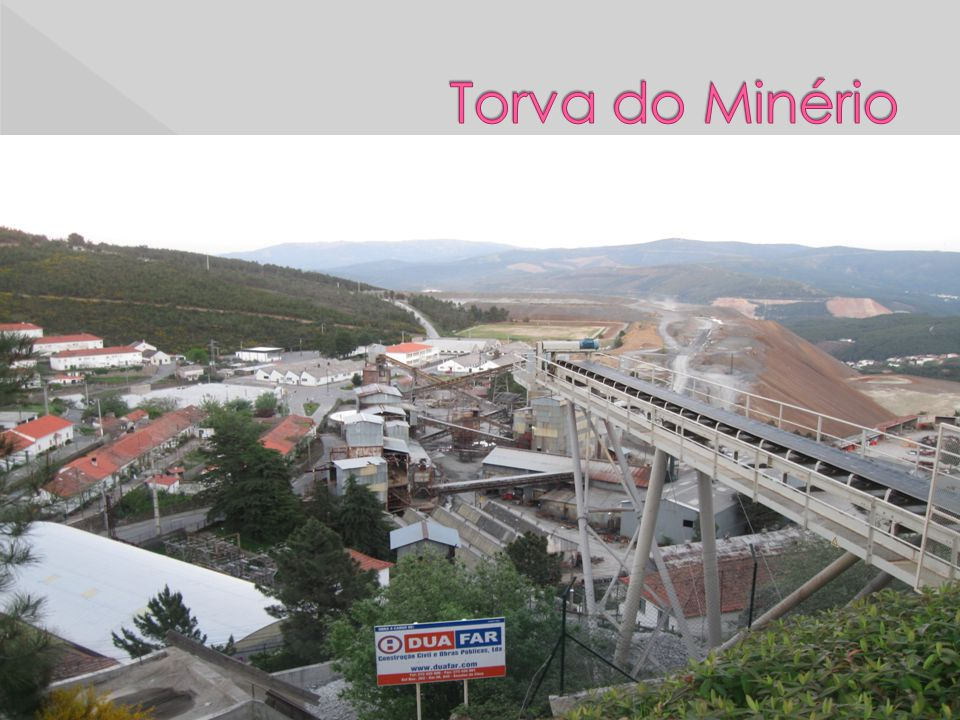 Torva do Minério