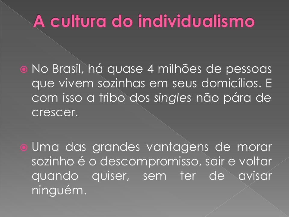 A cultura do individualismo