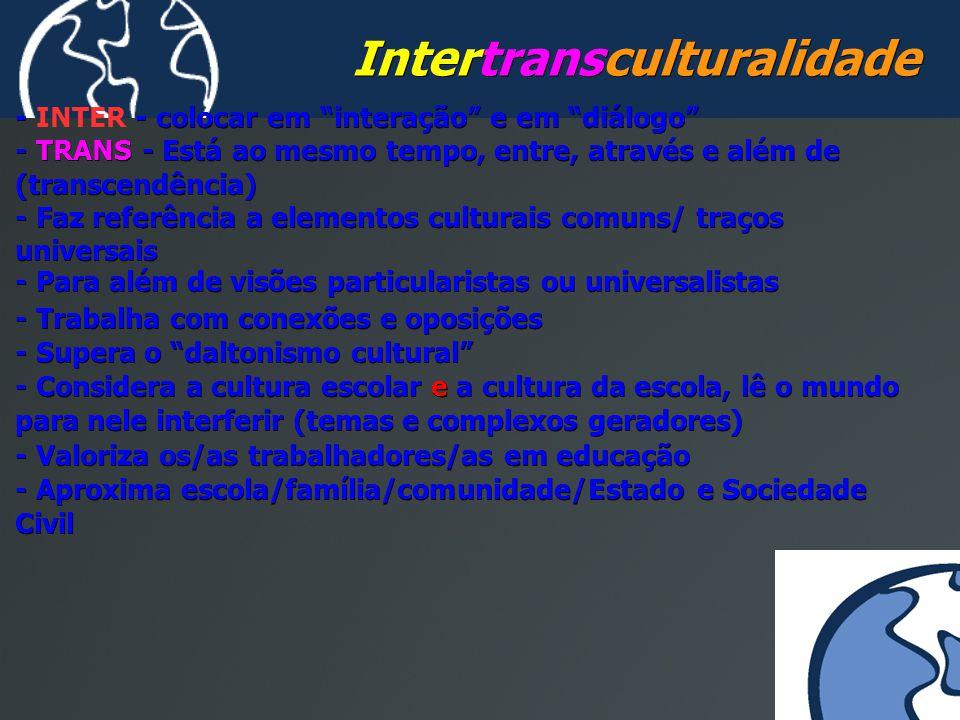 Intertransculturalidade