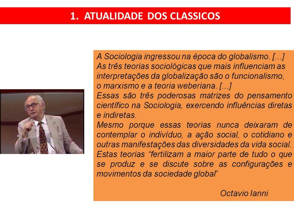1. ATUALIDADE DOS CLASSICOS