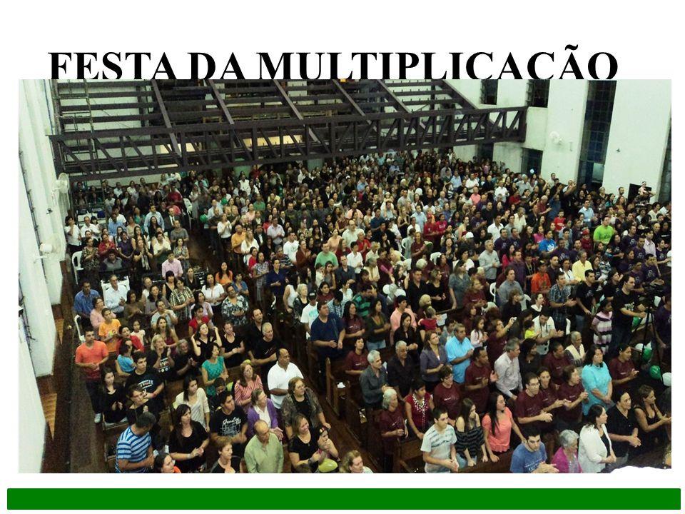 FESTA DA MULTIPLICAÇÃO