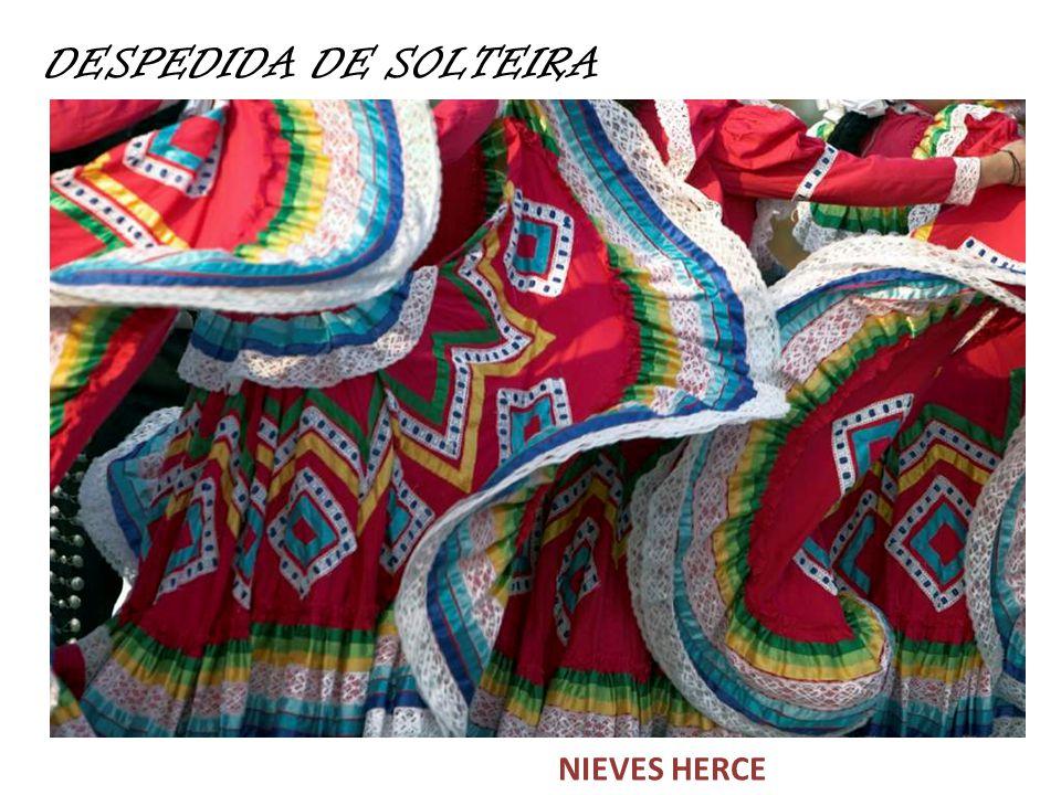 DESPEDIDA DE SOLTEIRA NIEVES HERCE