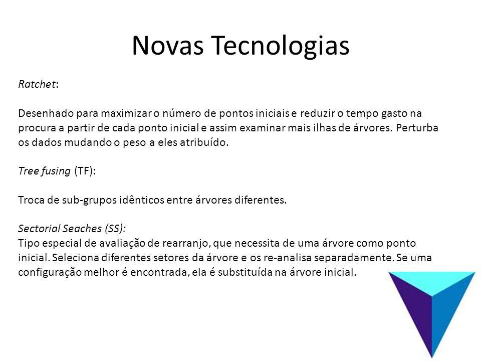Novas Tecnologias Ratchet: