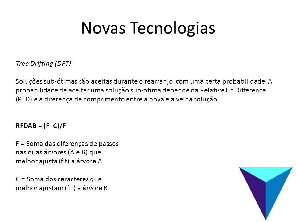 Novas Tecnologias Tree Drifting (DFT):