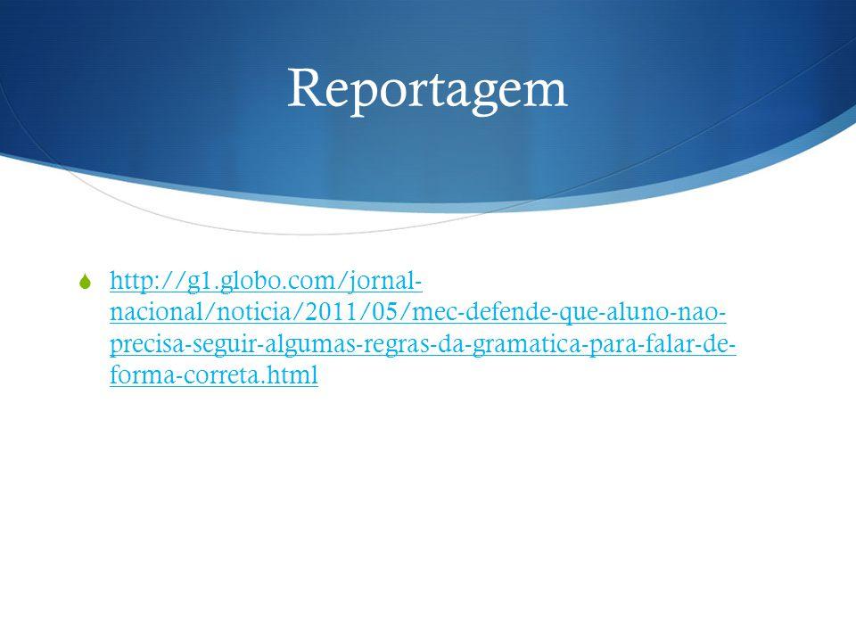 Reportagem