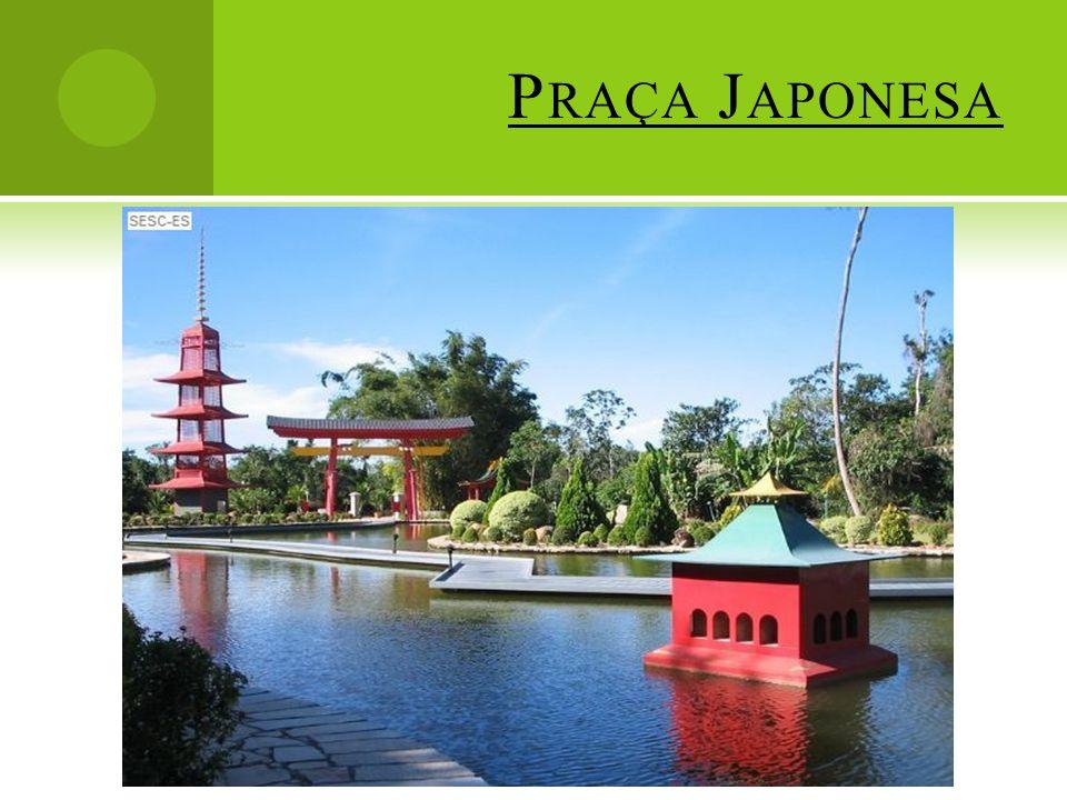 Praça Japonesa