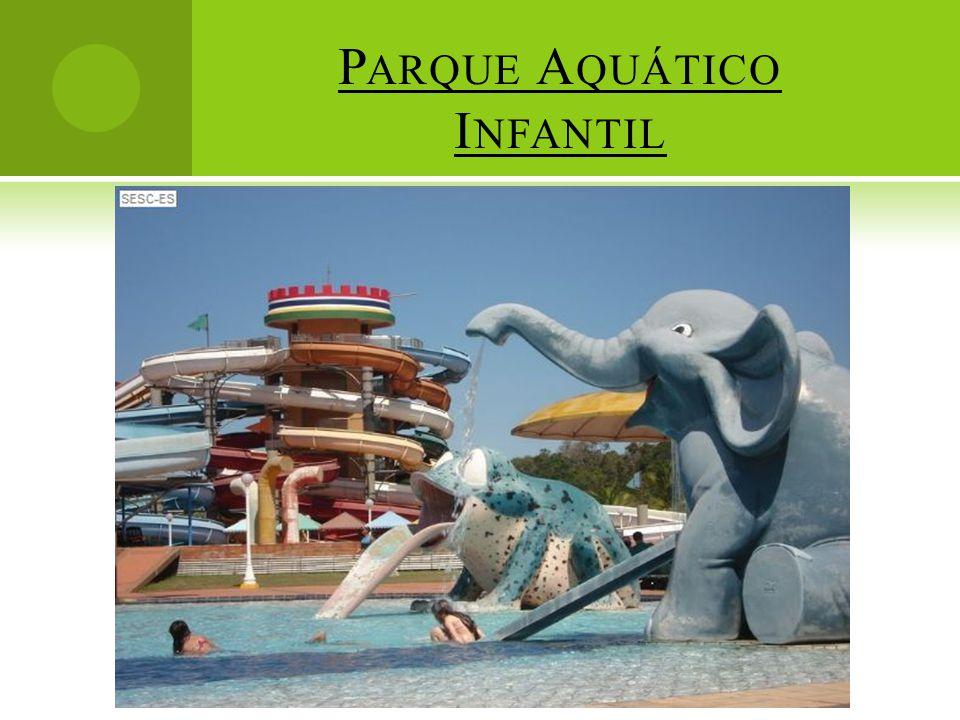 Parque Aquático Infantil
