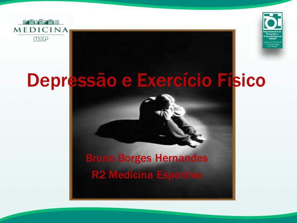 Depressão e Exercício Físico