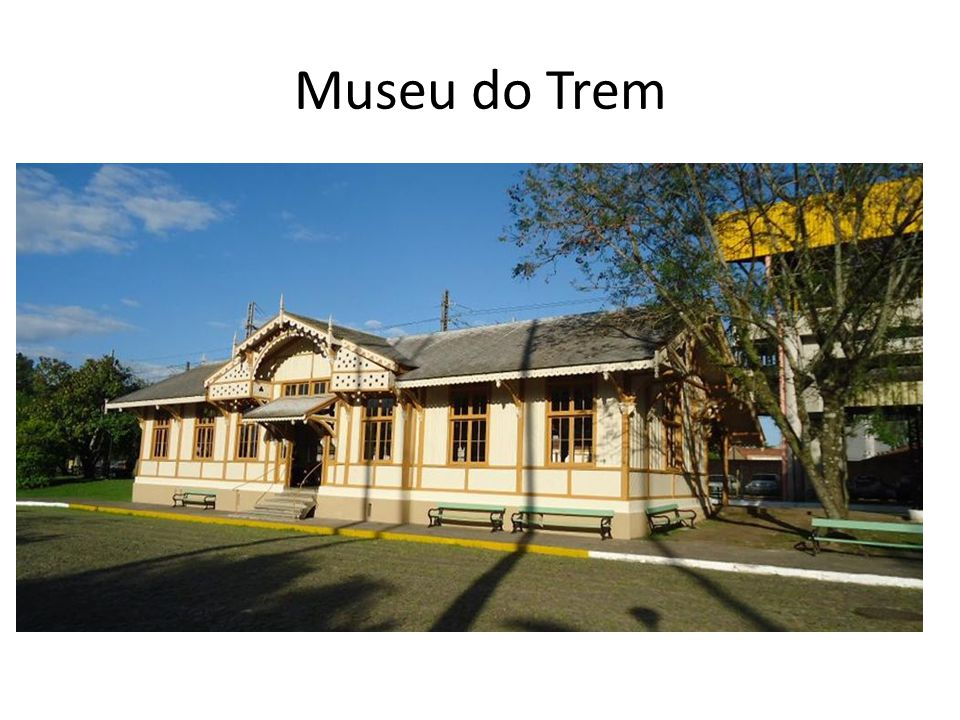 Museu do Trem