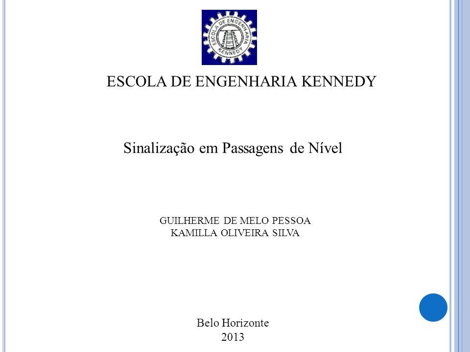 ESCOLA DE ENGENHARIA KENNEDY