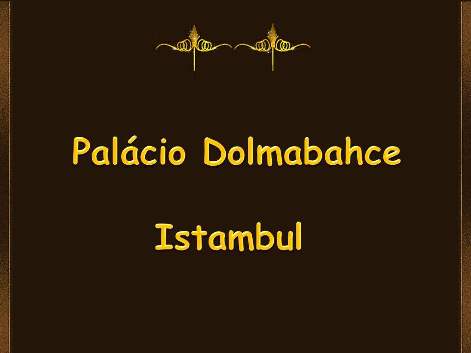 Palácio Dolmabahce Istambul