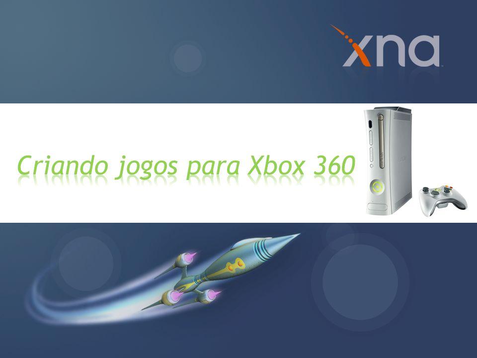 Criando jogos para Xbox 360