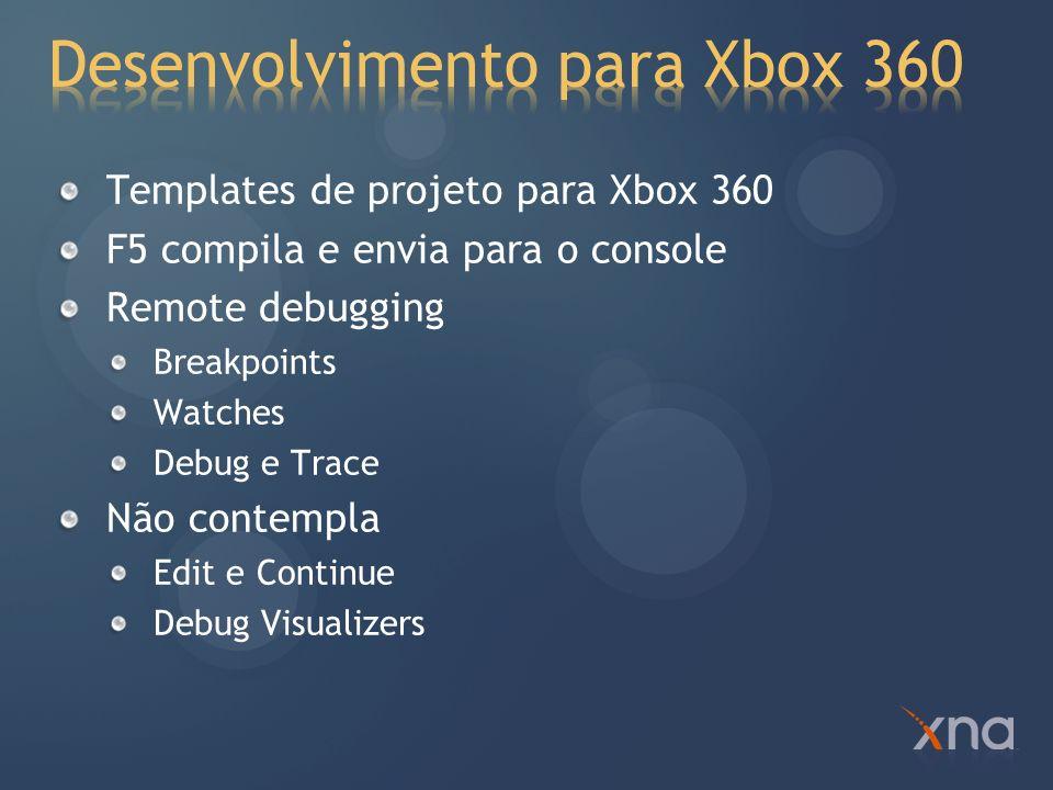 Desenvolvimento para Xbox 360