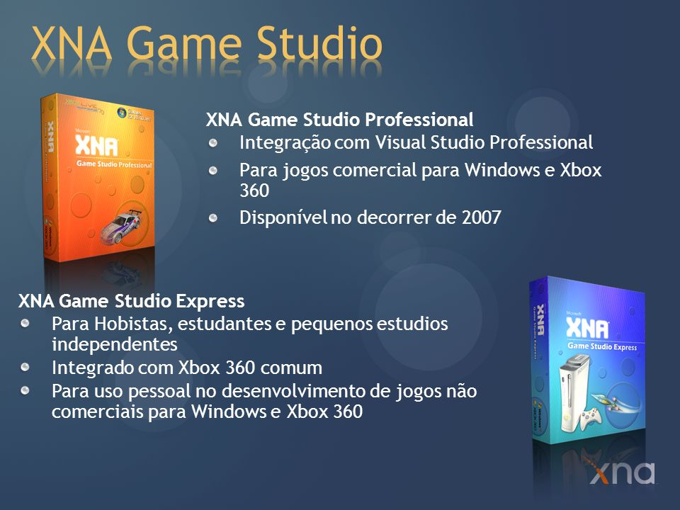 XNA Game Studio XNA Game Studio Professional