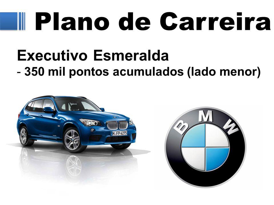 Plano de Carreira Executivo Esmeralda