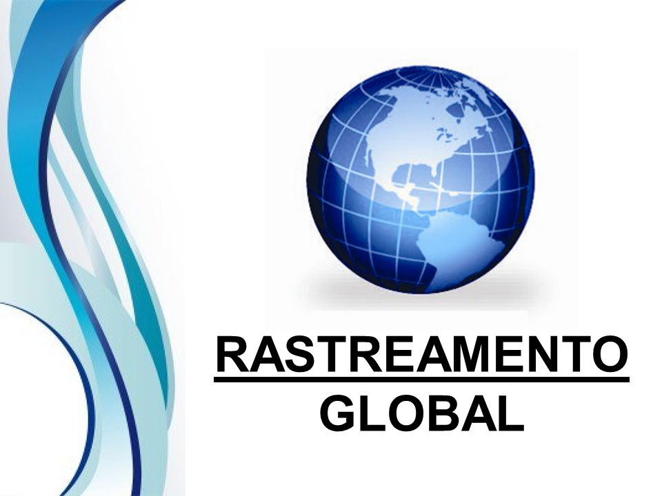 RASTREAMENTO GLOBAL