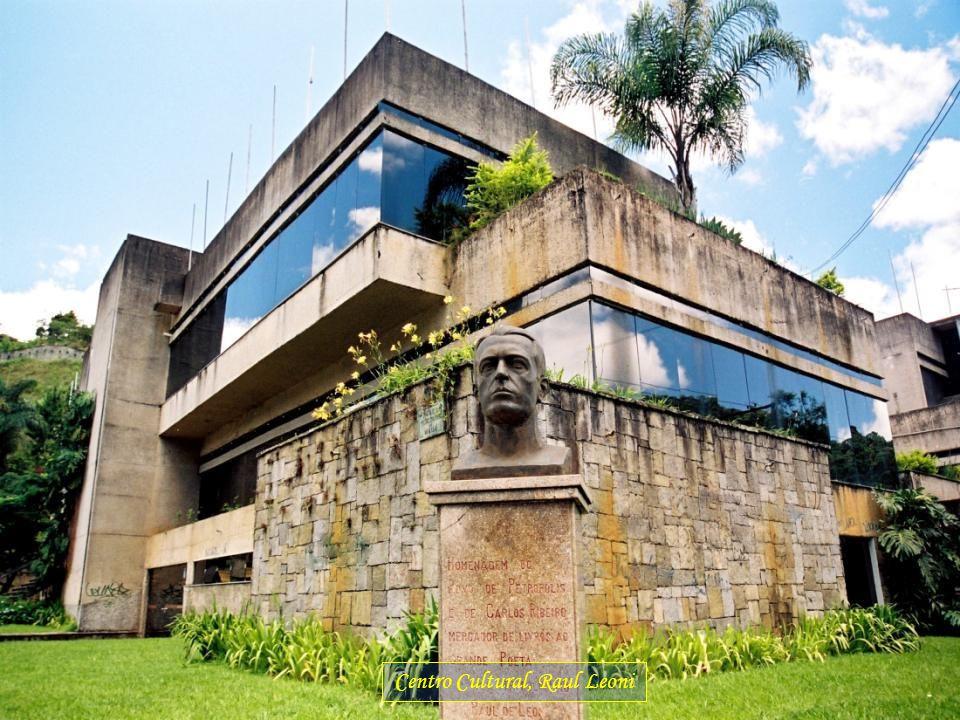 Centro Cultural, Raul Leoni