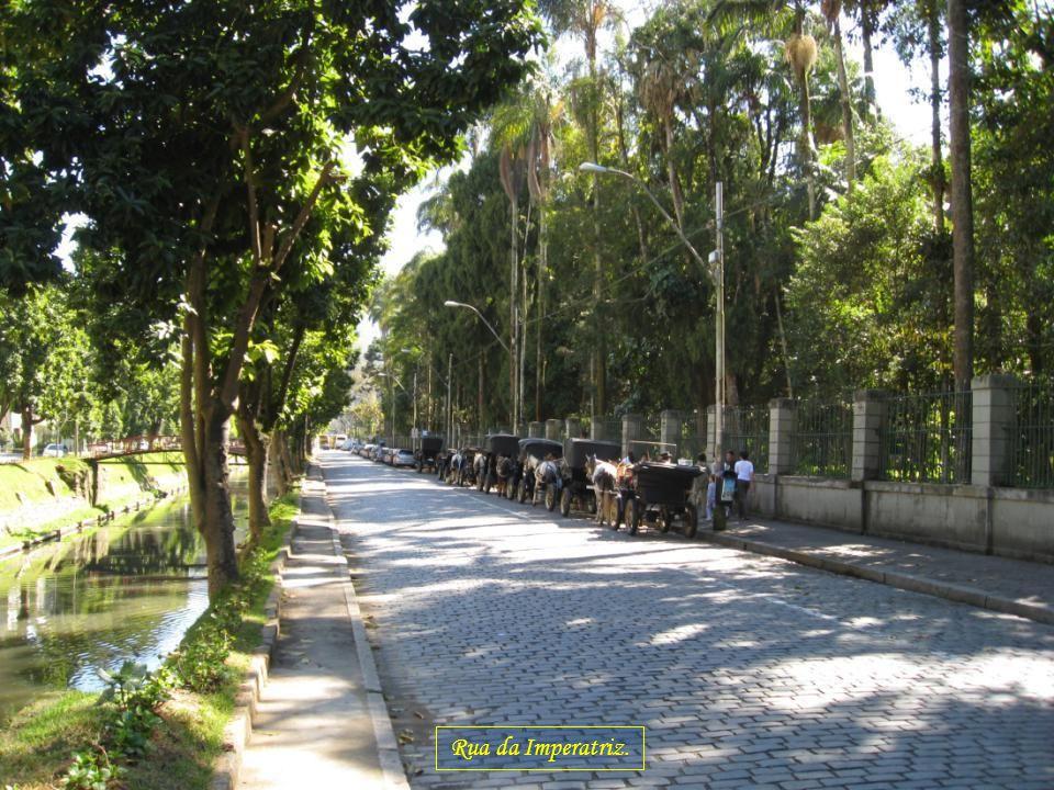 Rua da Imperatriz.