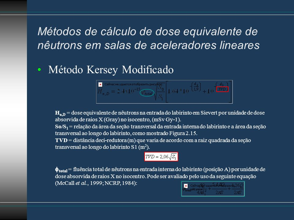 Método Kersey Modificado