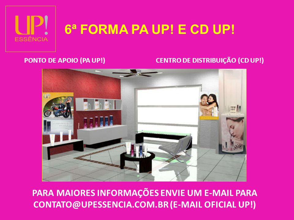 CENTRO DE DISTRIBUIÇÃO (CD UP!)