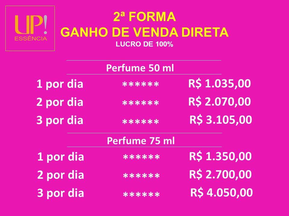 2ª FORMA GANHO DE VENDA DIRETA LUCRO DE 100%