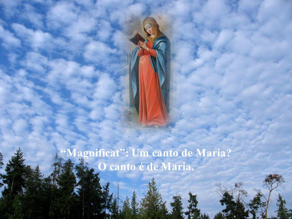 Magnificat : Um canto de Maria