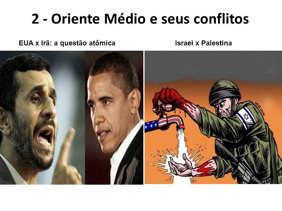 2 - Oriente Médio e seus conflitos