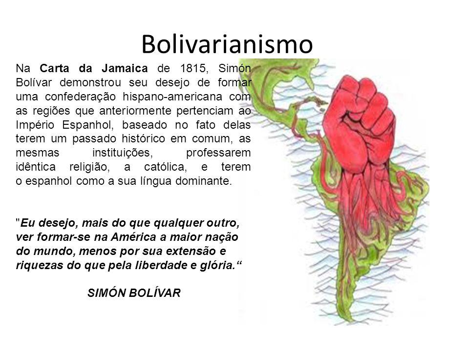 Bolivarianismo