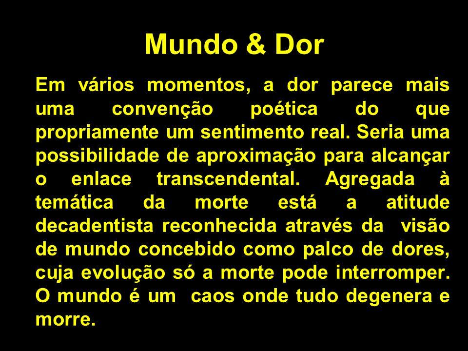 Mundo & Dor