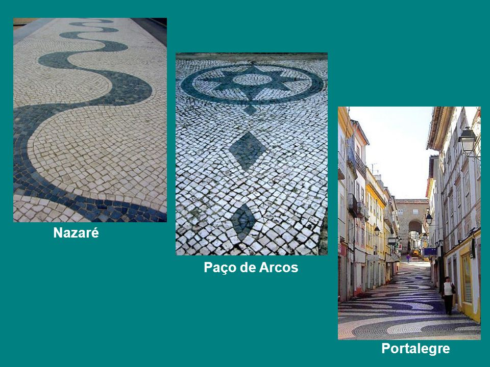 Nazaré Paço de Arcos Portalegre