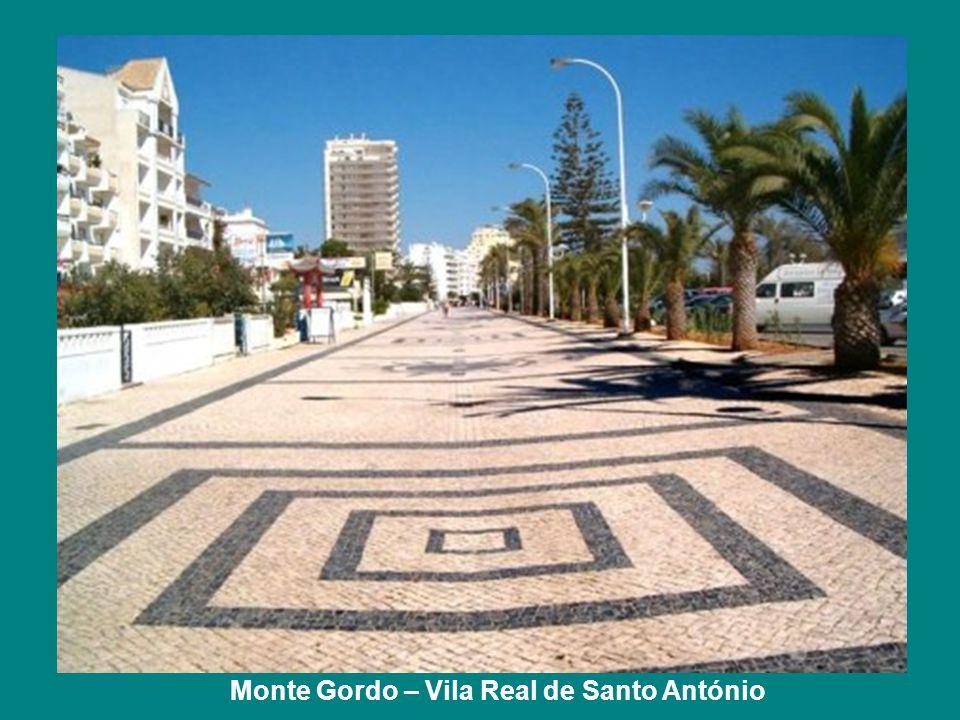 Monte Gordo – Vila Real de Santo António
