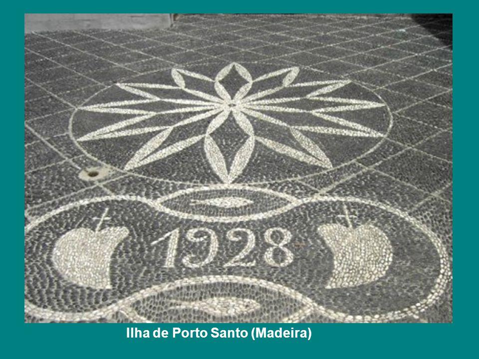 Ilha de Porto Santo (Madeira)