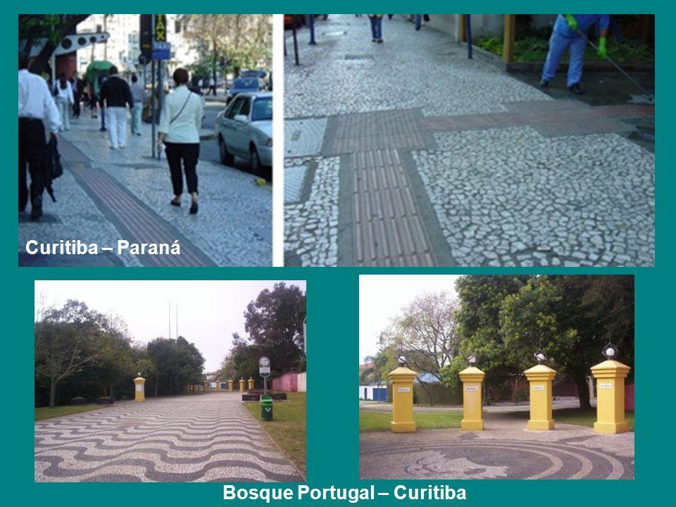 Curitiba – Paraná Bosque Portugal – Curitiba