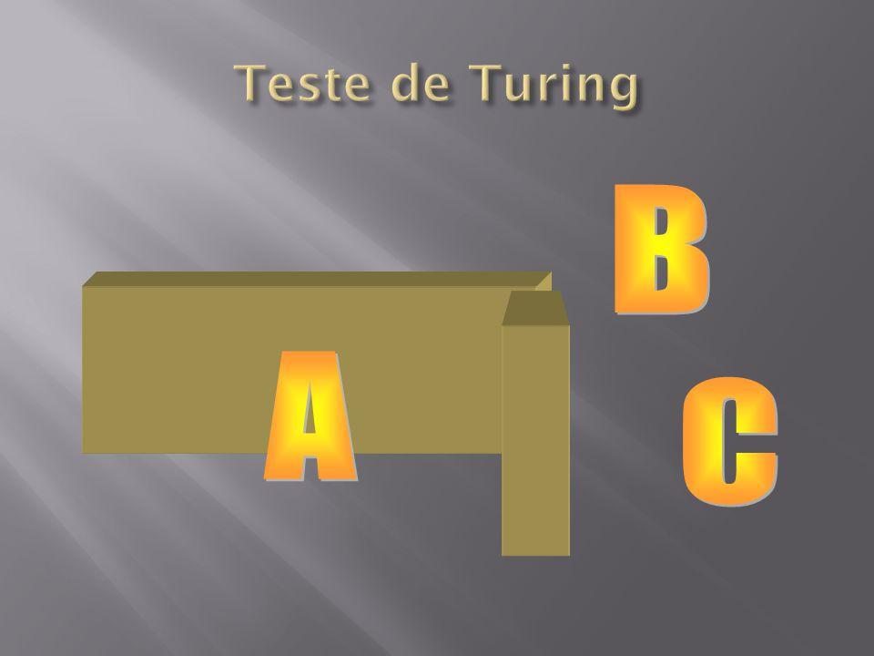 Teste de Turing A B C