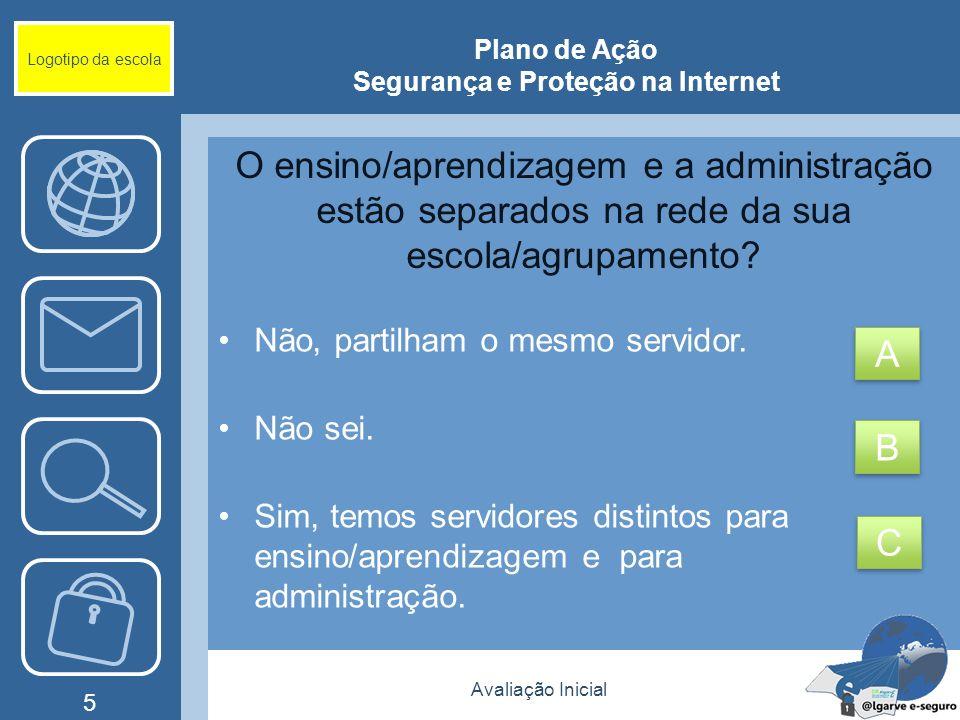 Plano de Ação Segurança e Proteção na Internet